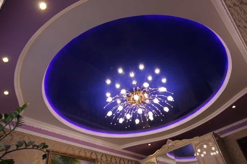 Установка люстры в Екатеринбурге !